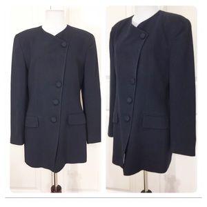 Christian Dior navy blazer